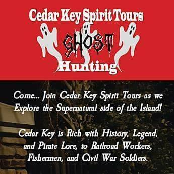 Cedar Key Ghost Tours