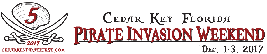 Ceder Key Pirate Invasion 2017!