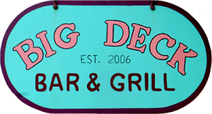 Bidg Deck Bar & Grill on Dock Street