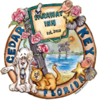 The Faraway Inn in Cedar Key Florida: Pet Friendly Lodging