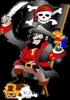 Ye Notorious Krewe of the Peg Leg Pirate