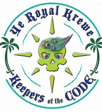 Ye Royal Krewe Keepers of the Code